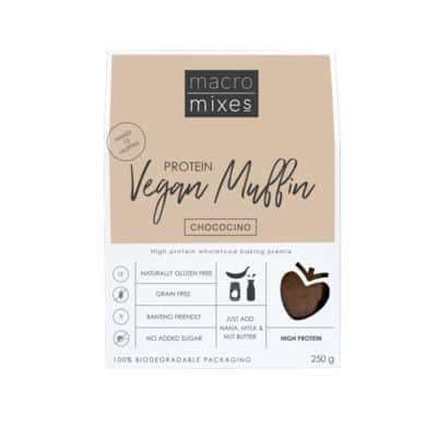 Chococino Vegan Muffin Macro Mixes