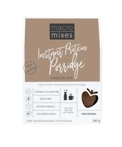 Chocolate Protein Porridge