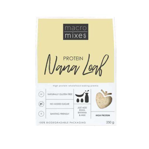 Nana Loaf Protein mix Macro Mixes